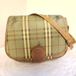 Burberrys authentic vintage shoulder bag